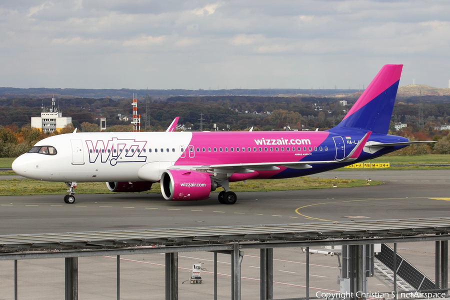 Wizz Air Airbus A320-271N (HA-LJA) | Photo 408810
