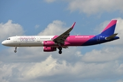 Wizz Air Airbus A321-231 (HA-LXN) at  Frankfurt am Main, Germany