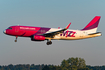Wizz Air Airbus A320-232 (HA-LYB) at  Hamburg - Fuhlsbuettel (Helmut Schmidt), Germany