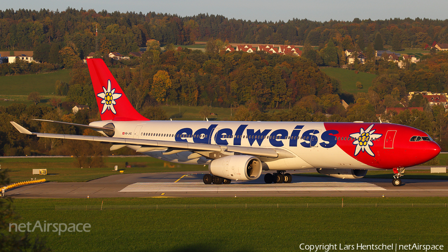 Edelweiss Air Airbus A330-343X (HB-JHQ) | Photo 194729
