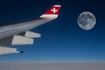 Swiss International Airlines Airbus A340-313X (HB-JMA) at  In Flight, Germany