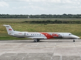 Sky High Aviation Services Embraer ERJ-145LR (HI1053) at  Santo Domingo - Las Americas-JFPG International, Dominican Republic