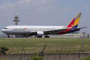 Asiana Airlines Boeing 767-38E (HL7247) at  Gimpo - International, South Korea