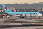 Korean Air Airbus A380-861 (HL7622) at  Los Angeles - International, United States