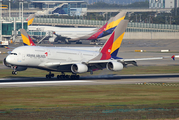 Asiana Airlines Airbus A380-841 (HL7625) at  Seoul - Incheon International, South Korea