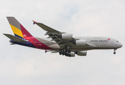 Asiana Airlines Airbus A380-841 (HL7626) at  Frankfurt am Main, Germany