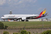 Asiana Airlines Airbus A350-941 (HL8078) at  Gimpo - International, South Korea