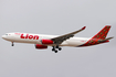 Thai Lion Air Airbus A330-343 (HS-LAH) at  Tokyo - Narita International, Japan