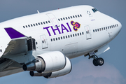 Thai Airways International Boeing 747-4D7 (HS-TGA) at  Munich, Germany