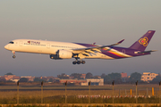 Thai Airways International Airbus A350-941 (HS-THC) at  Rome - Fiumicino (Leonardo DaVinci), Italy
