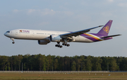 Thai Airways International Boeing 777-3D7(ER) (HS-TKZ) at  Frankfurt am Main, Germany
