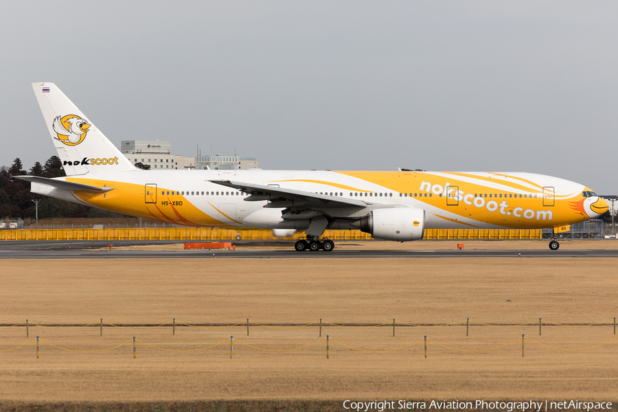NokScoot Boeing 777-212(ER) (HS-XBD) | Photo 328923