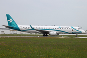 Air Dolomiti Embraer ERJ-195LR (ERJ-190-200LR) (I-ADJR) at  Nantes/Bougenais - Atlantique, France