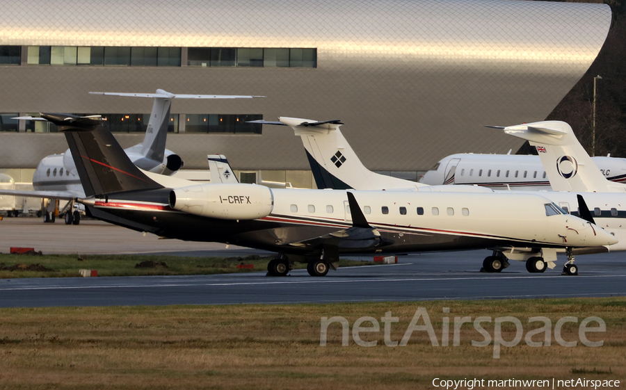 Sirio Embraer EMB-135BJ Legacy 600 (I-CRFX) | Photo 362220
