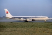 St. Lucia Airways Boeing 707-323C (J6-SLF) at  Brussels - International, Belgium
