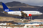 SAS - Scandinavian Airlines Boeing 737-783 (LN-RNW) at  Gran Canaria, Spain