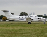 (Private) Beech King Air B200GT (LV-BRD) at  Buenos Aires - Jorge Newbery Airpark, Argentina