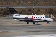 (Private) Beech 400A Beechjet (LV-FWF) at  Bariloche - Teniente Luis Candelaria International, Argentina
