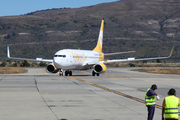 Flybondi Boeing 737-8AS (LV-HKS) at  Bariloche - Teniente Luis Candelaria International, Argentina