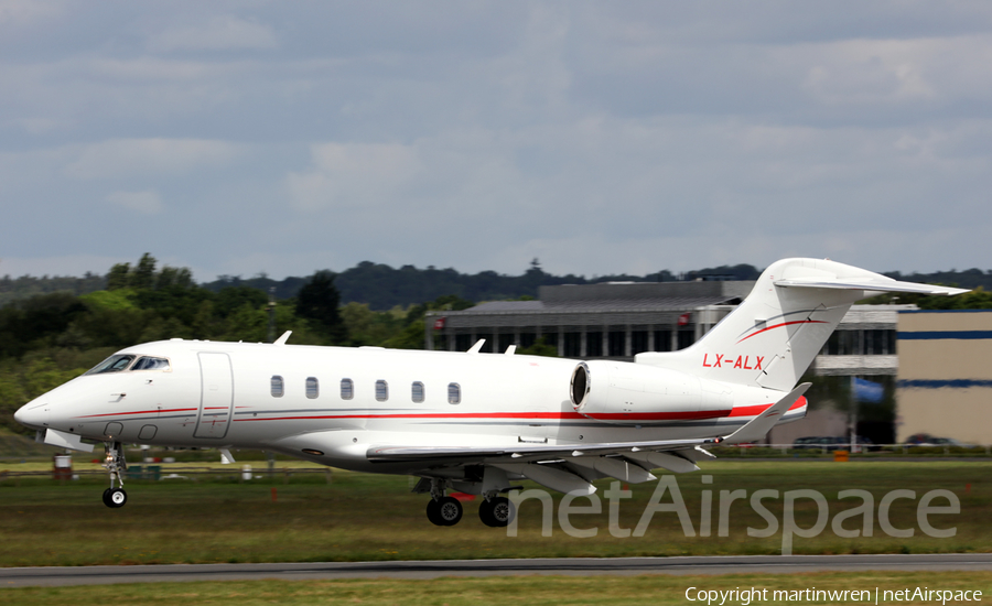 Luxaviation Bombardier BD-100-1A10 Challenger 350 (LX-ALX) | Photo 323808