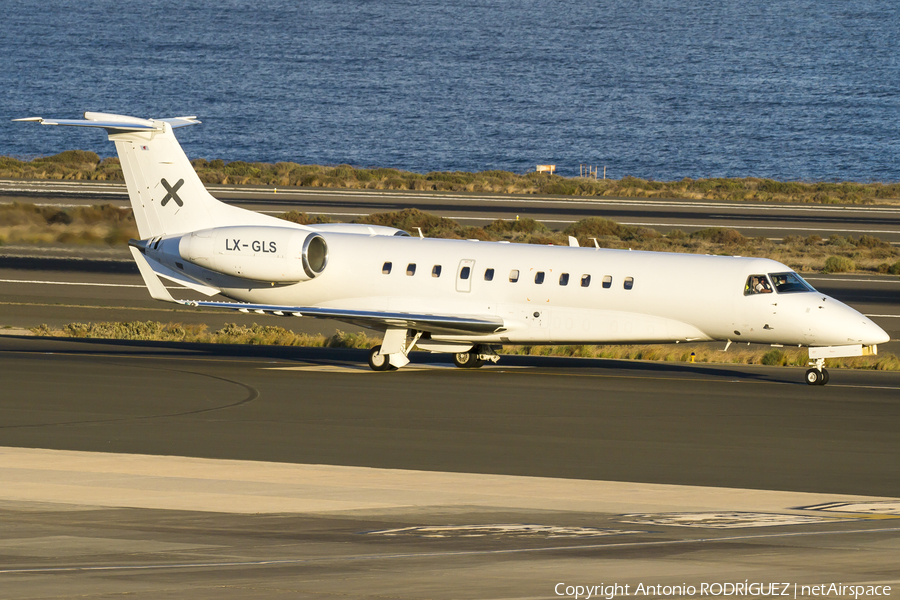 Luxaviation Embraer EMB-135BJ Legacy 600 (LX-GLS) | Photo 205588