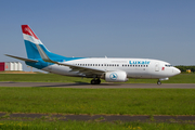 Luxair Boeing 737-7C9 (LX-LGQ) at  Luxembourg - Findel, Luxembourg