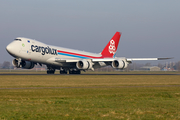 Cargolux Boeing 747-8R7F (LX-VCN) at  Amsterdam - Schiphol, Netherlands