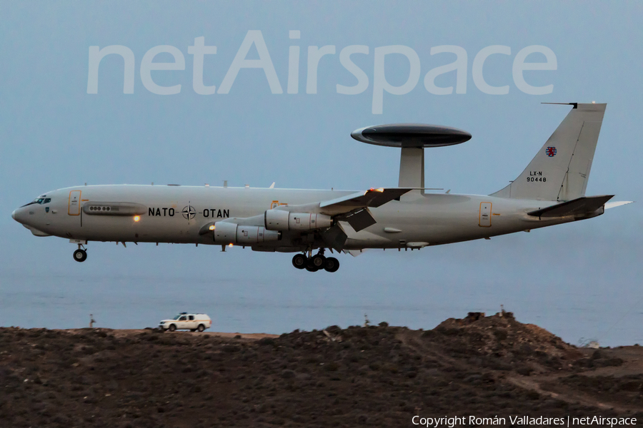 NATO Boeing E-3A Sentry (LX-N90448) | Photo 354739