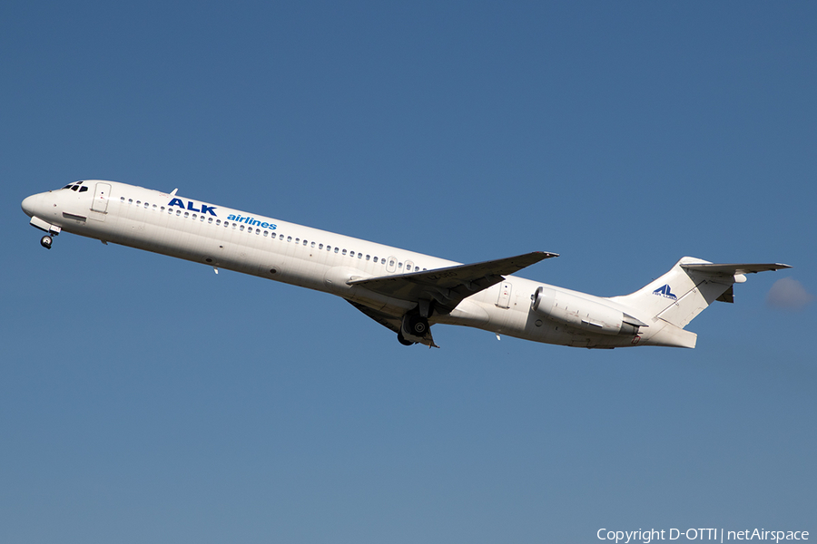 ALK Airlines McDonnell Douglas MD-82 (LZ-DEO) | Photo 380809