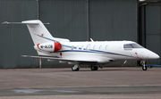 (Private) Pilatus PC-24 (M-ALCB) at  Bournemouth - International (Hurn), United Kingdom