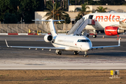 (Private) Bombardier CL-600-2B19 Challenger 850 (M-ANTA) at  Luqa - Malta International, Malta