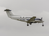 Jetstream Aviation Beech King Air B200GT (M-JACK) at  Manchester - International (Ringway), United Kingdom