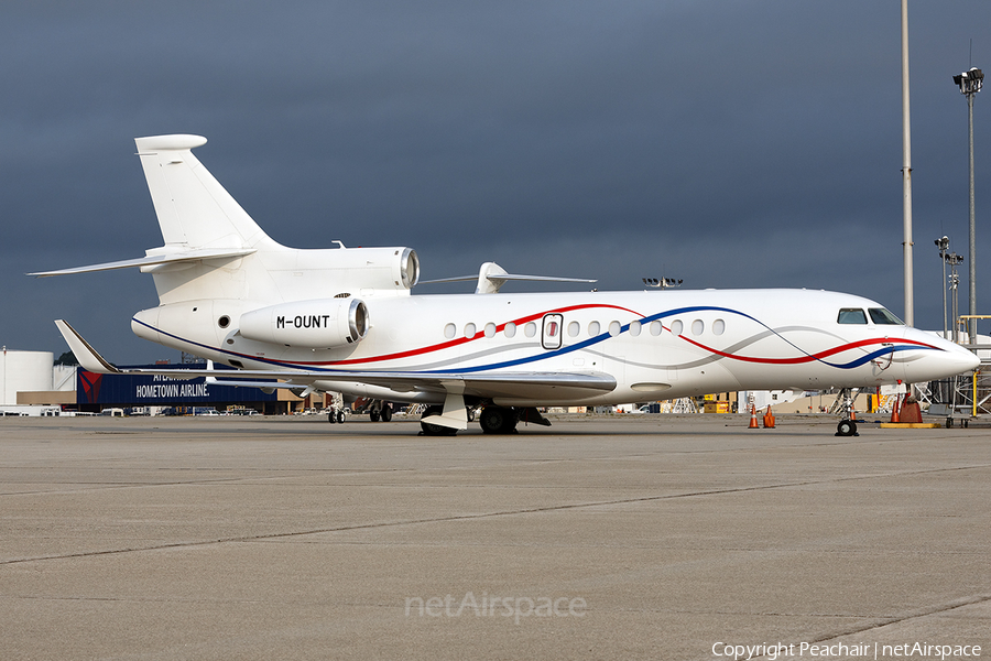(Private) Dassault Falcon 7X (M-OUNT) | Photo 178266