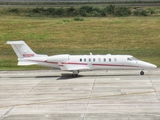 (Private) Bombardier Learjet 45XR (N132NF) at  Santo Domingo - Las Americas-JFPG International, Dominican Republic