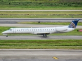 United Express (ExpressJet) Embraer ERJ-145LR (N15572) at  Houston - George Bush Intercontinental, United States