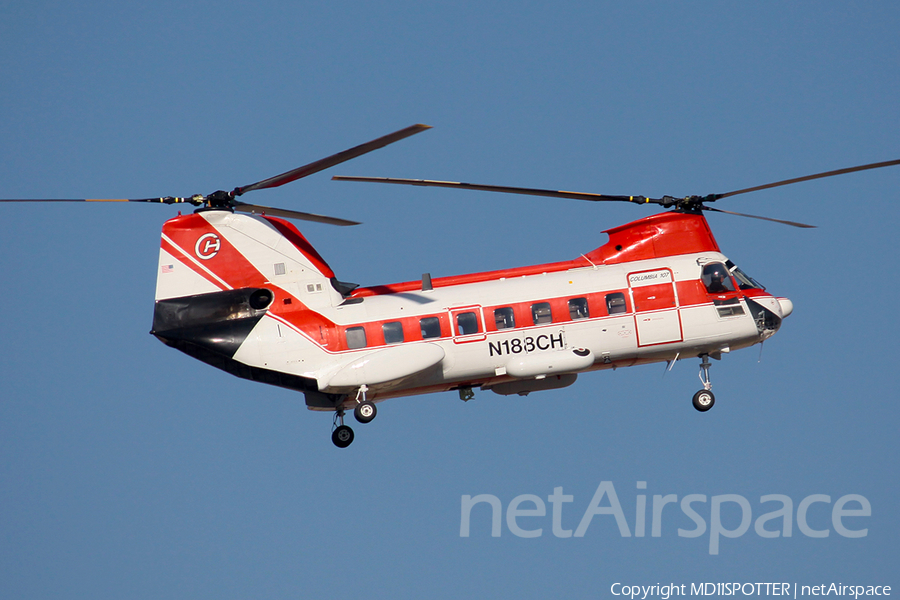 Columbia Helicopters Boeing-Vertol 107-II (N188CH) | Photo 157872
