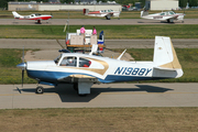 (Private) Mooney M20E Super 21 (N1988Y) at  Oshkosh - Wittman Regional, United States