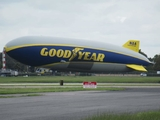 Goodyear Blimp Zeppelin Zeppelin NT LZ N07 (N1A) at  Orlando - Executive, United States
