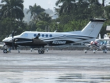 (Private) Beech King Air B200GT (N226MB) at  Santiago - Cibao International, Dominican Republic