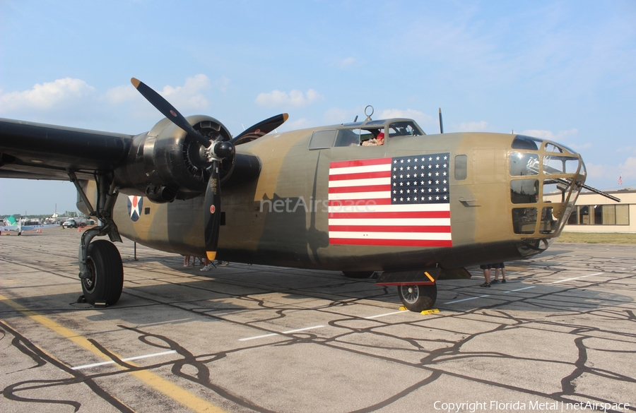 Commemorative Air Force Consolidated B-24A Liberator (N24927) | Photo 378598