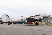 Desert Air Alaska Douglas DC-3C (N272R) at  Anchorage - Ted Stevens International, United States