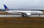 United Airlines Boeing 787-9 Dreamliner (N27964) at  Munich, Germany
