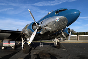 (Private) Douglas DC-3A (N28AA) at  Peachtree City-Falcon Field, United States