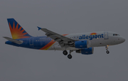 Allegiant Air Airbus A319-111 (N318NV) at  South Bend - International, United States
