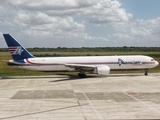 Amerijet International Boeing 767-338F(ER) (N319CM) at  Santo Domingo - Las Americas-JFPG International, Dominican Republic
