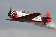 Aeroshell Aerobatic Team North American SNJ-5 Texan (N3267G) at  Oshkosh - Wittman Regional, United States