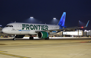 Frontier Airlines Airbus A320-251N (N342FR) at  Dallas/Ft. Worth - International, United States