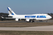 Western Global Airlines Boeing 747-446(BCF) (N356KD) at  Frankfurt - Hahn, Germany