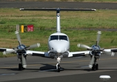 (Private) Beech King Air 350 (N37172) at  Belfast - George Best City, United Kingdom