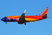 Southwest Airlines Boeing 737-3H4 (N383SW) at  Los Angeles - International, United States